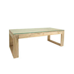 Radiant Rectangle Coffee Table