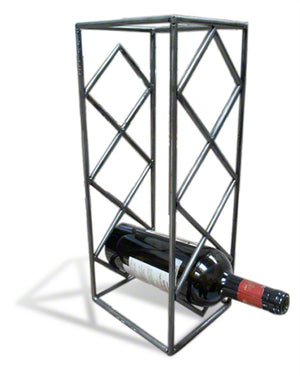KLEO Industrial Wine Rack