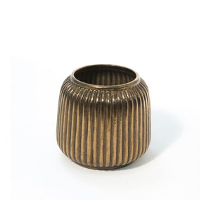 Bronze Cachepot Vase Decoration