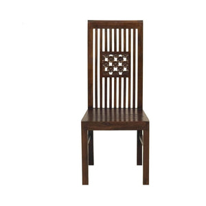 Henry Dark Flora Chair