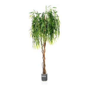 Large Faux Weeping Willow Plant