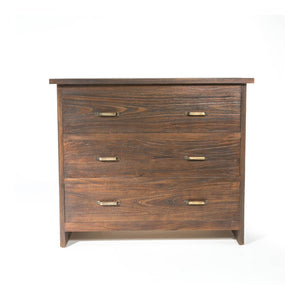 Mindi Dark Brown Chest of Drawers