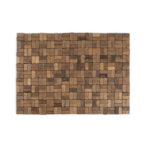 Sono Dark Wood Placemat