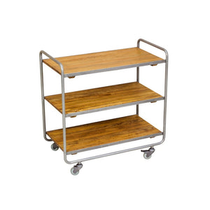 Urban Industrial Kitchen Trolley