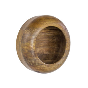 Urban Wooden Key Catcher Round Shelf
