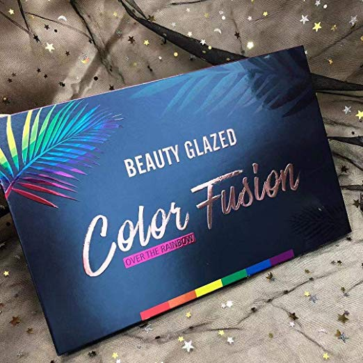 High Pigmented Makeup Palette Easy to Blend Color Fusion 39 Shades ...