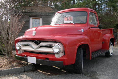 Ford F-Series 2nd Generation