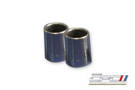 1964 1/2- 1966 Disc Brake Conversion Tie Rod Adapters (PR)