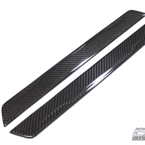 2012-14 Ford Focus Carbon Door Sills
