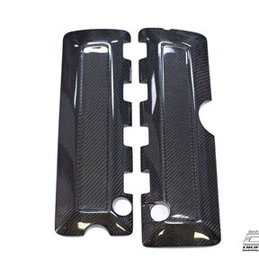 2011-15 Mustang Carbon Fiber Fuel Rail Covers