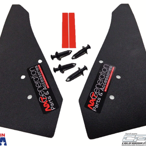 2015-2020 Mustang GT350/GT350R Splash Shield, Short