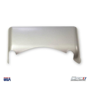 2005-2010 Plenum Extension Throttle Body Cover, Gunmetal Grey