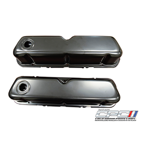 1962-1985 SMALL BLOCK VALVE COVER BLACK