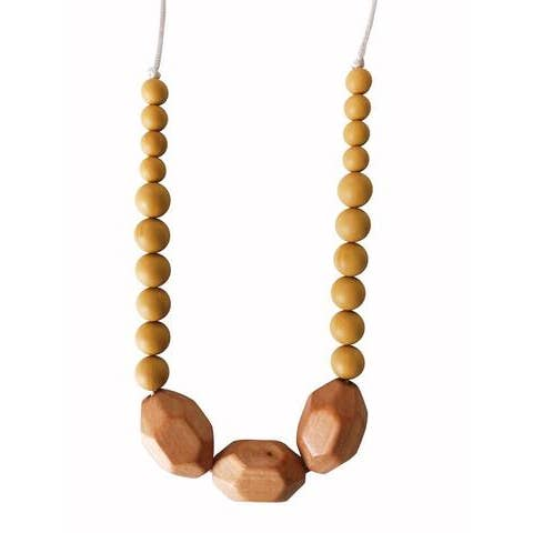 Chewable Charm - The Austin Teething Necklace
