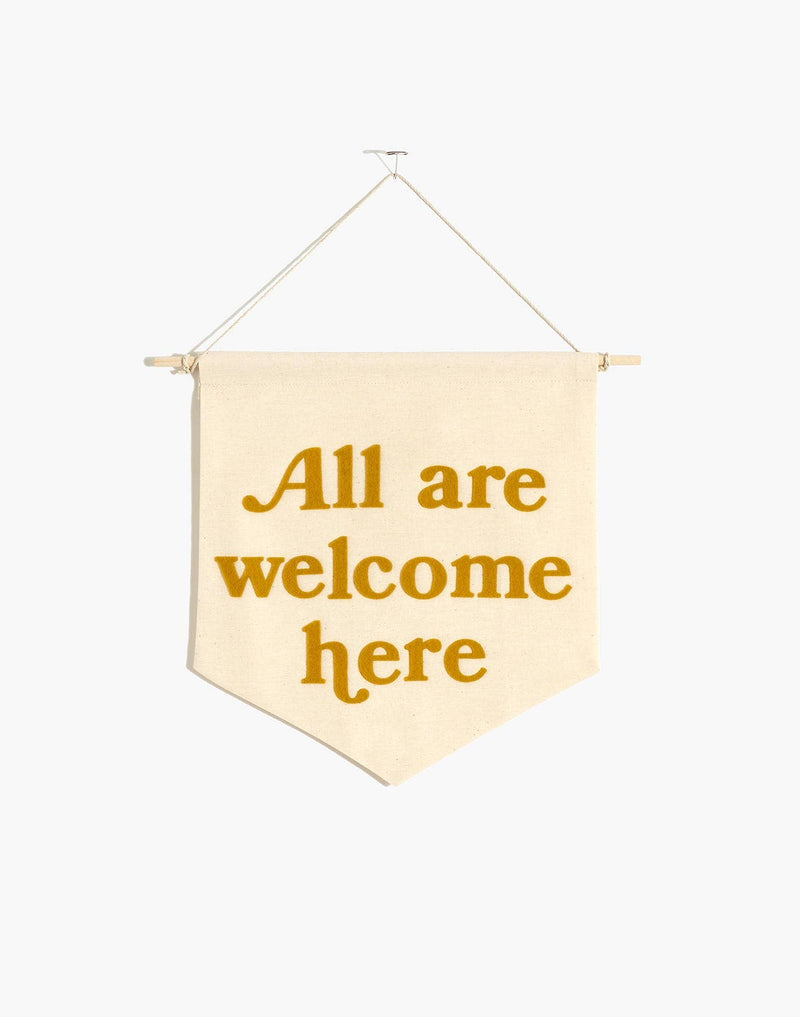 Grl & co. - All Are Welcome Here Banner