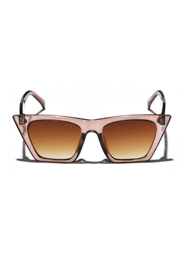 M+G // Square Cat Eye Sunglasses
