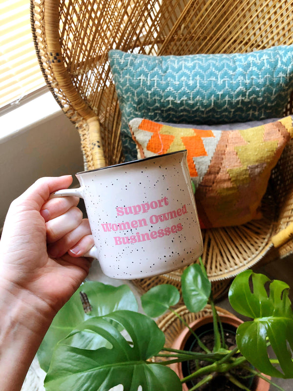 Luellea // Support Women Owned Businesses Mug