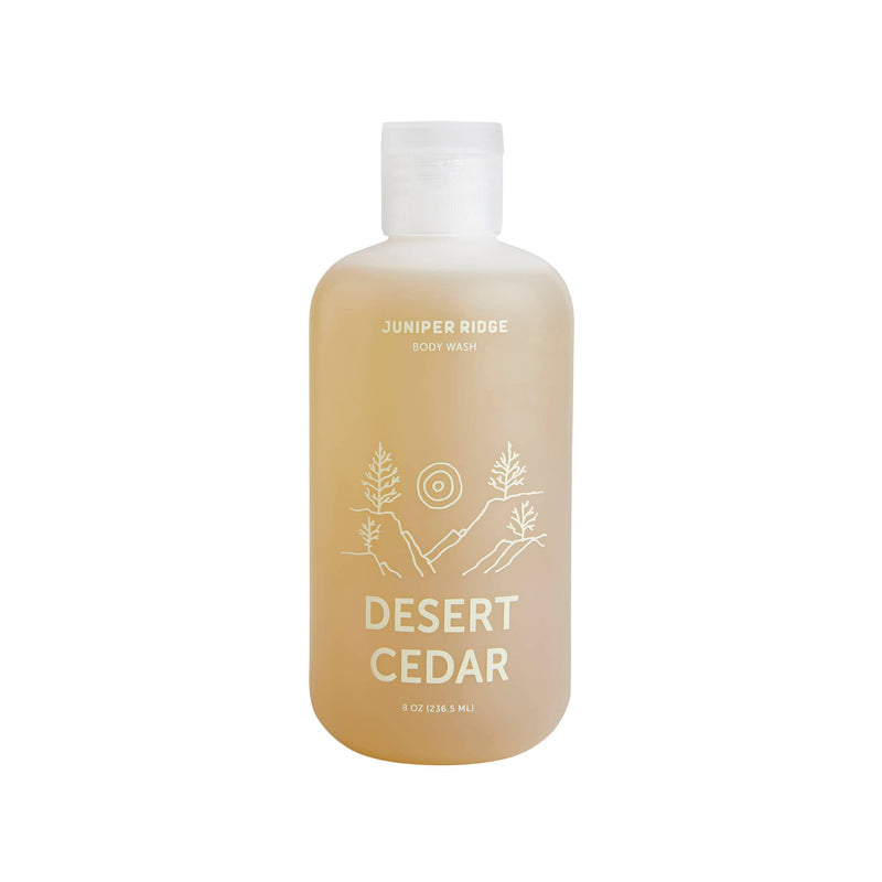 Body Wash - Desert Cedar (8oz)