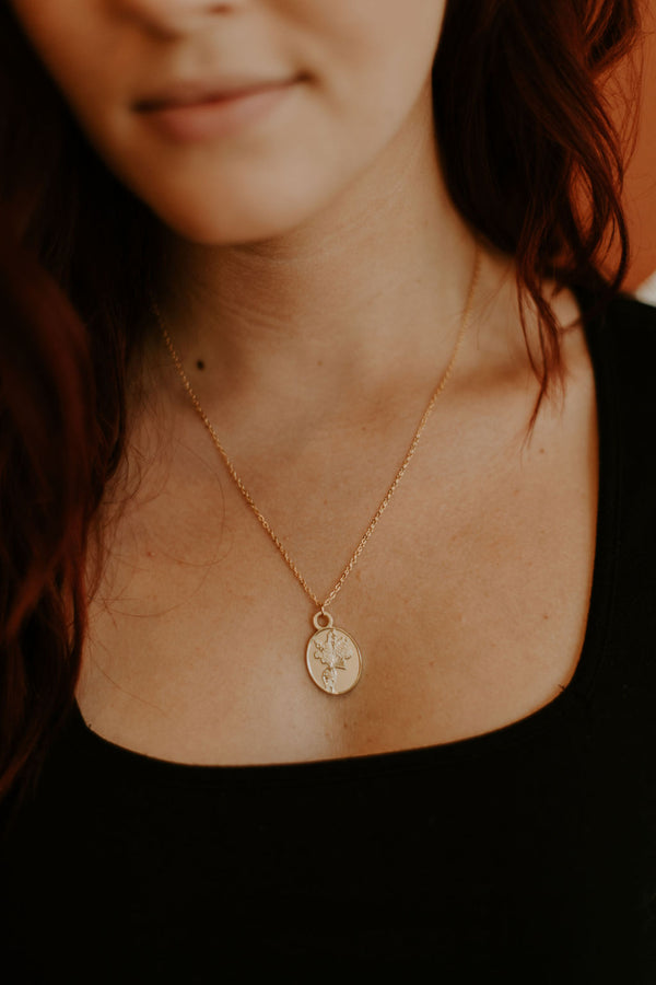Fille Sauvage Necklace - Océanne x Lisa Quine