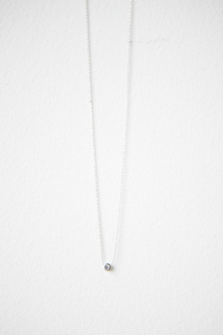 Dainty Dot Necklace