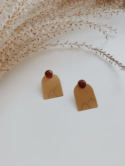 Dune Arch Earrings