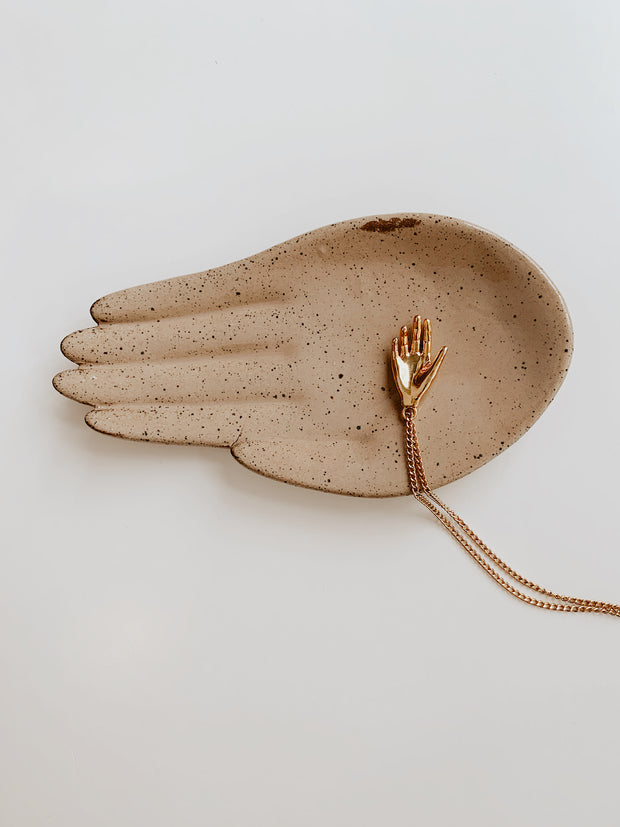 Hand Necklace 1