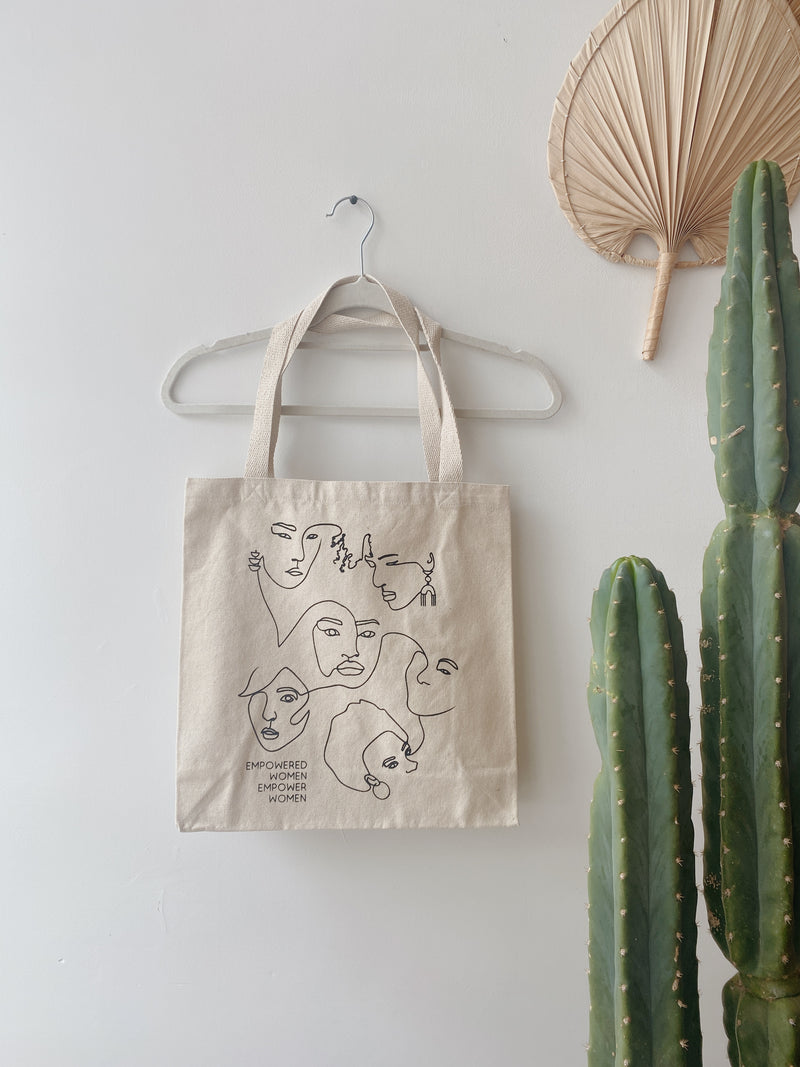 Empowered Women Totes
