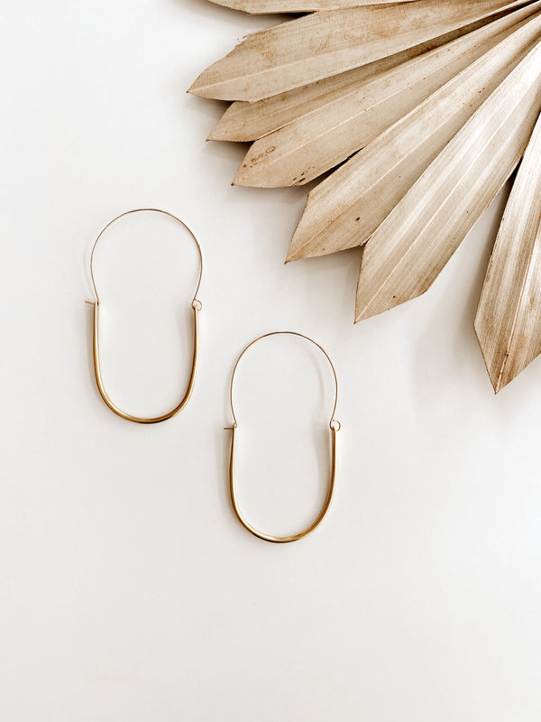 U-Shaped Hoops