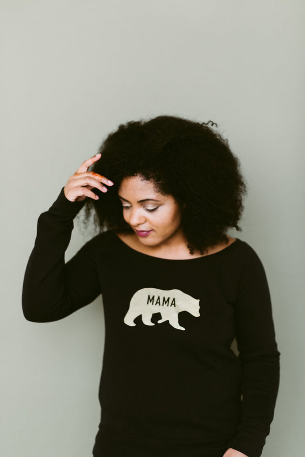 Mama Bear Sweatshirt