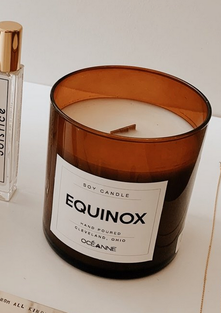Equinox Soy Candle