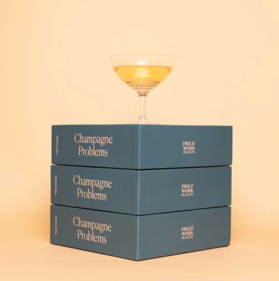 Piecework Puzzles - Champagne Problems