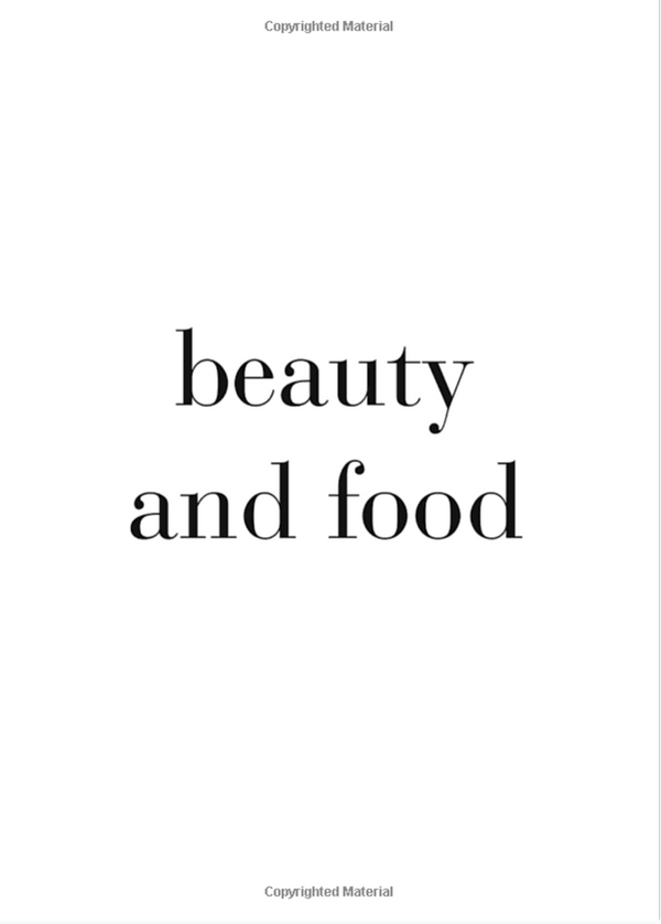 Eat Beautiful Book
