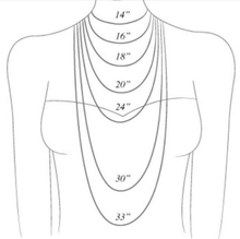 Load image into Gallery viewer, Initial Necklaces
