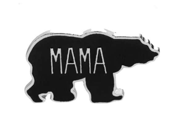 Emerson and Friends LLC - Mama Bear Pin