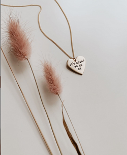 Favorite Things Heart Necklace