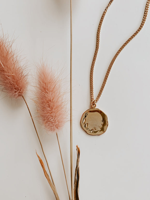 Full Moon Necklace 1