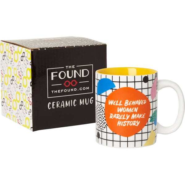 The Found // Well Behaved Women Coffee Mug