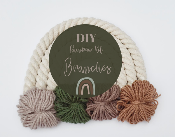 Little Sparrow Co // DIY Rainbow Kit - Branches