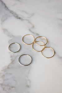 Stacking Rings