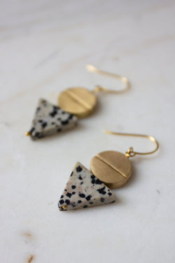 Reflection Jasper Earrings