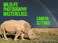 Wildlife Photography Masterclass: Camera Settings
