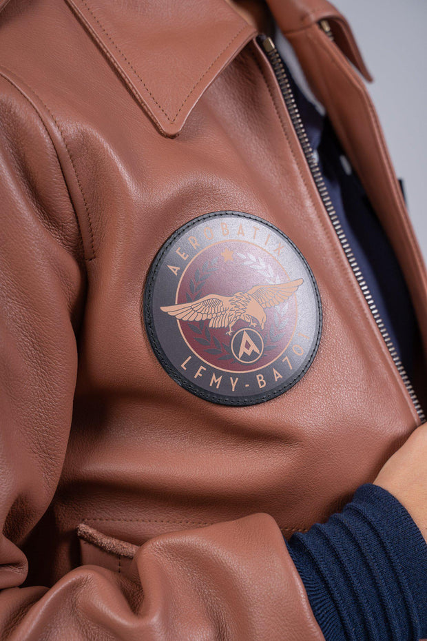 Flight Jacket MERMOZ Flight jacket femme Aerobatix vetements pilote avion