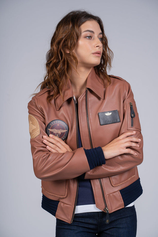 Flight Jacket Aerobatix