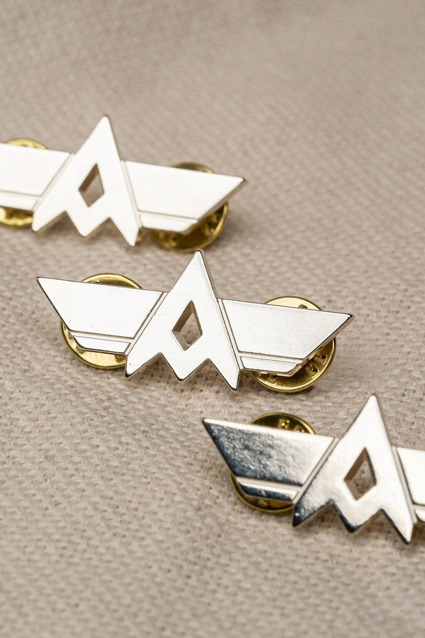 Pin's AirForce Pin's Aerobatix vetements pilote avion
