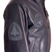 Flight Jacket Rafale Aerobatix vetements pilote avion