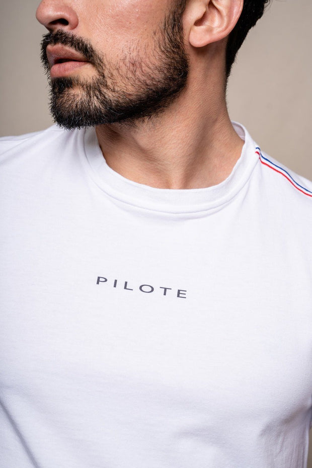 T-shirt Flag T-shirt hommes Aerobatix vetements pilote avion