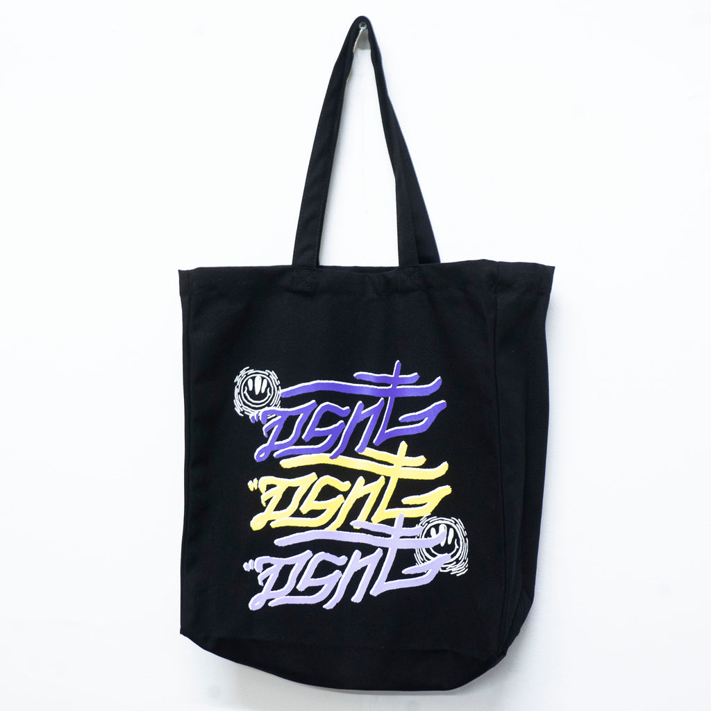 DSNT SMILEY RECORD BAG