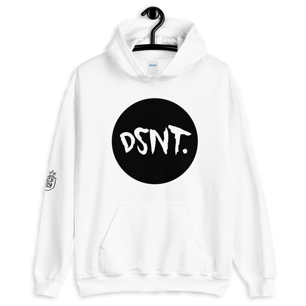 White Classic DSNT Hoodie