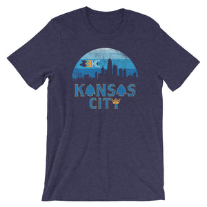 KC Skyline Royal Blue
