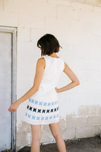 Load image into Gallery viewer, Camden Embroidered Shift Dress
